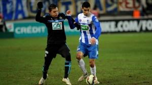 Thauvin et Marseille humiliés par Grenoble (CFA) en 2015