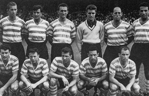 le Racing Paris en 1956-1957, dauphin de l'OM