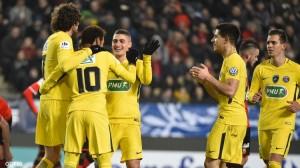 6-1 en 2018 à Rennes pour le PSG