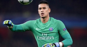 Areola, direction top 10 du PSG