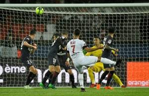 le but de Blas contre Guingamp