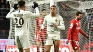 30 buts pour Mbappé à Dijon
