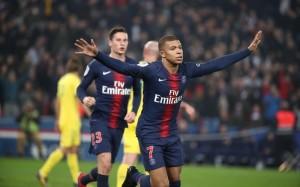 Mbappé, héros du dernier PSG-Nantes