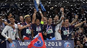 2018, la dernière victoire du PSG face aux Herbiers