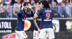 100 buts pour le PSG et Neymar à Angers