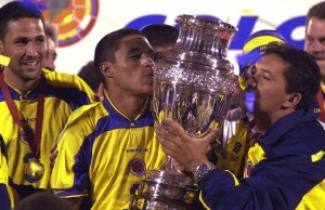 la joie de Yepes et la Colombie en 2001