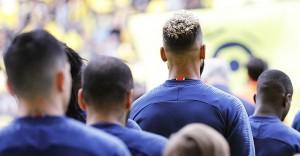 Premier match de la saison pour le PSG 2019-2020