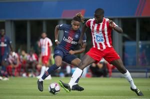 Nkunku, unique buteur du PSG la saison dernière
