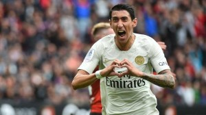 Six buts pour Di Maria face à Rennes