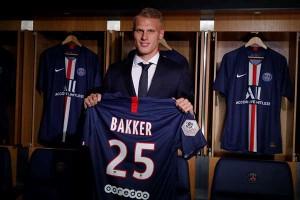 le 25 pour Bakker