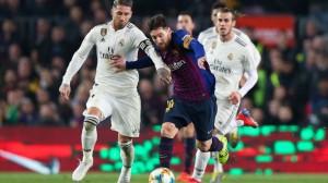 égalité parfaite entre Barcelone et le Real Madrid