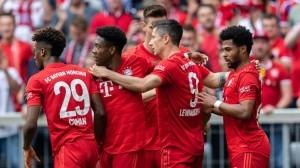 le Bayern en tête après la défaite du Real à Paris