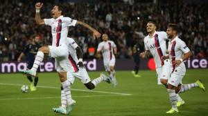 400eme pour le maillot third du PSG 2019-2020