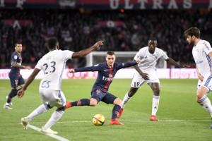 2-2 pour le PSG la saison dernière face à Strasbourg
