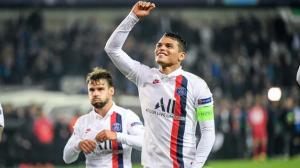 objectif record européen pour le PSG et Thiago Silva ?