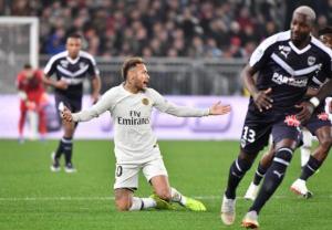 la saison dernière, le PSG avait concédé ses premiers points en championnat début décembre