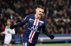Icardi, buteur à 3 reprises en 1/4 de finale face à Saint-Etienne