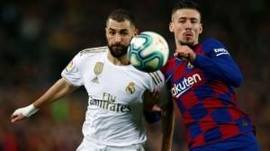 le Real et le Barca, loins derrière le PSG