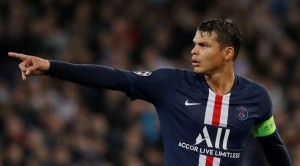 200 matches en Ligue 1 pour Thiago Silva