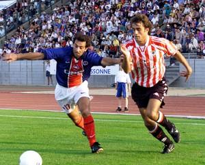 Algerino face à Bilbao en 2008