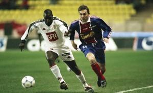 Gravelaine à Monaco en 1998