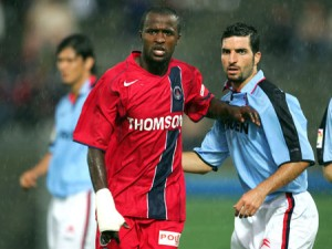 Reinaldo face à Vigo en 2004