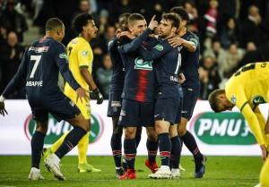 la joie face à Nantes la saison dernière