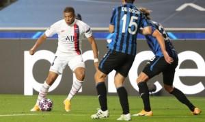un meilleur bilan pour le PSG face aux Italiens après le succès face à l'Atalanta