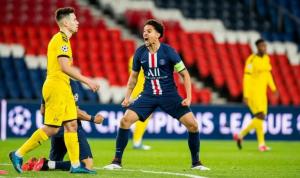 Marquinhos, victorieux face à Dortmund