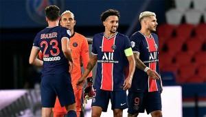 cap 500 matches pour le PSG version QSI à Nice