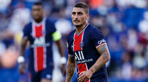 Verratti, direction top 5