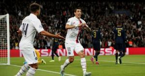 Angel Di Maria, héros de PSG-Real Madrid