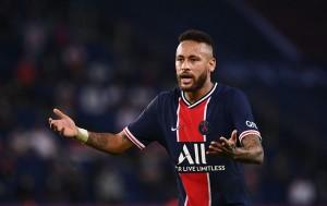 Neymar, l'homme fort du PSG