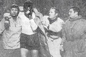 Camille Choquier héros du match à Brest
