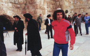 Dominique Rocheteau à Jérusalem