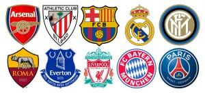 le PSG dans le top 10 européen