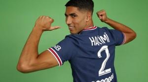 Hakimi, successeur de Thiago Silva