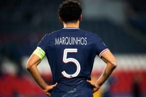 le 5 pour capitaine Marquinhos