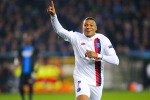Mbappé, héros de la victoire à Bruges